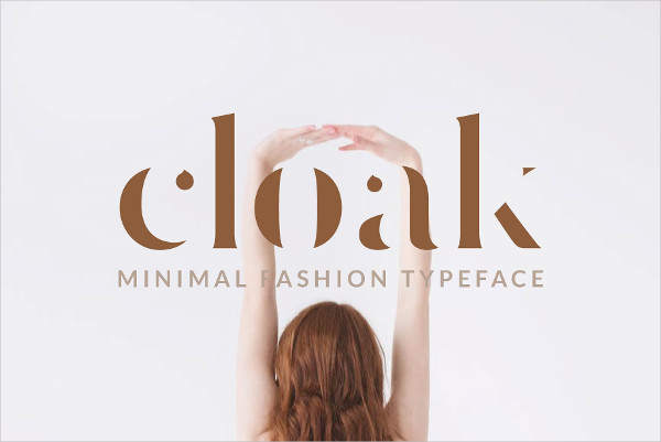 Minimal Fashion Font