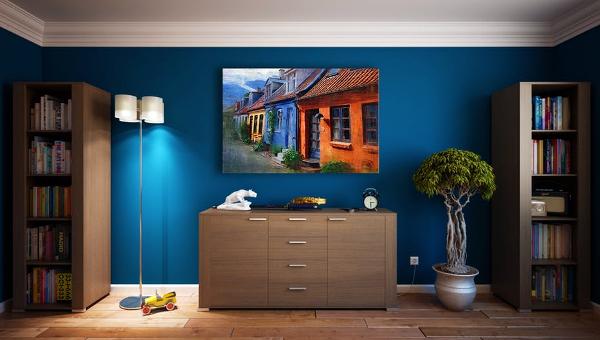 Room Mockup Design