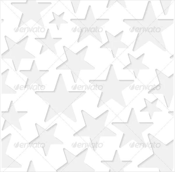 Seamless Stars Paper Patterns