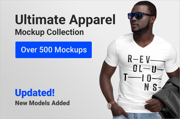 Ultimate Apparel Mockups Collection