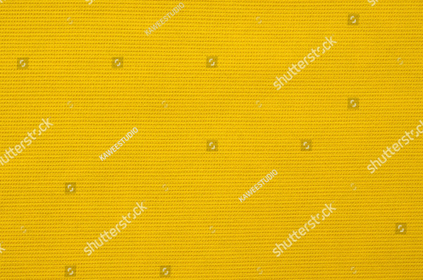 Yellow Fabric Texture for Backgrounds
