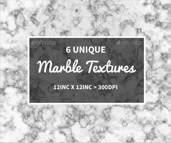 6 Marble Texture Backgrounds