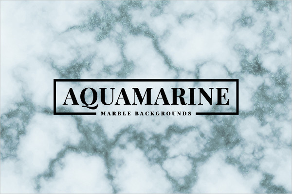 Aquamarine Marble Backgrounds