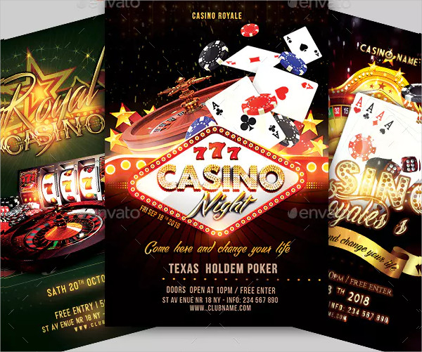 Best Casino Flyers Bundle