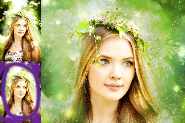 Best Space Photoshop Actions