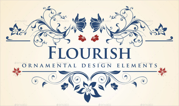 Flourish Calligraphic Designs