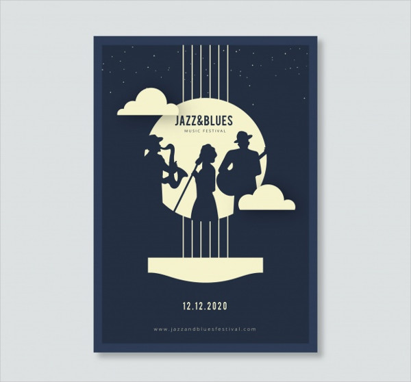 Free Band Flyer Design Download
