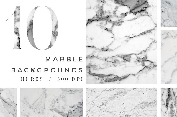 Hi-Resolution Marble Backgrounds