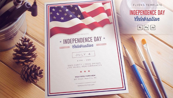 23+ Independence Day Flyers