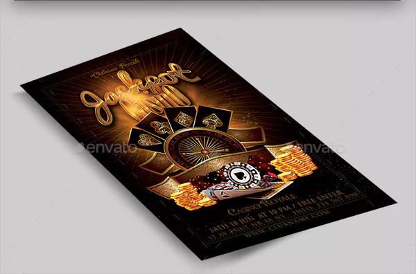 Printable Casino Flyer