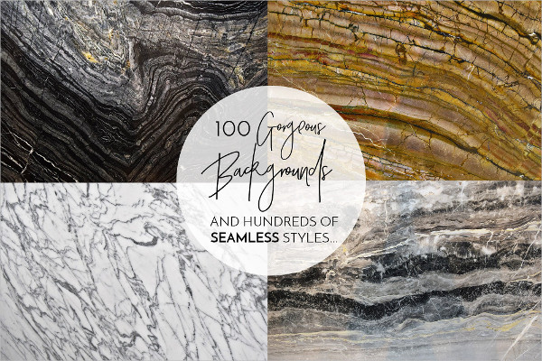 Real Marble Backgrounds & Styles