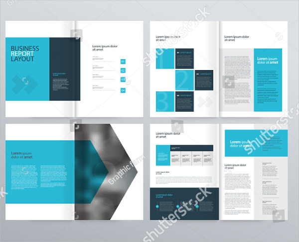 Set of Company Profile Brochures