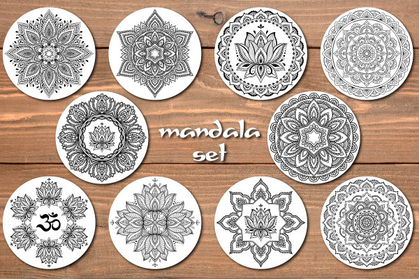 Best Mandala Set
