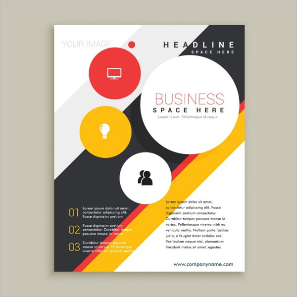 Creative Brochures Template Free Download