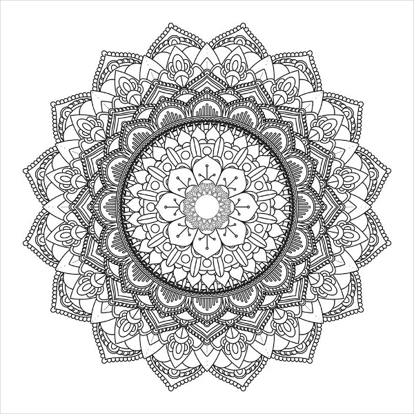 Decorative Mandala Designs Free Download
