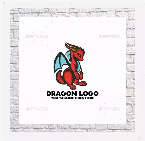 Dragon Logo Design for Business