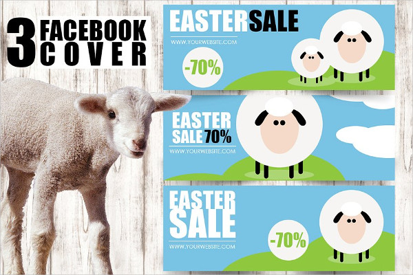 Easter Facebook Timeline Cover Pack