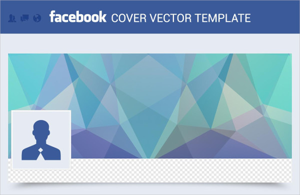 Free Facebook Cover Vector Template