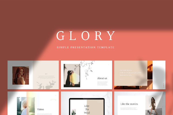 Glory PowerPoint Template