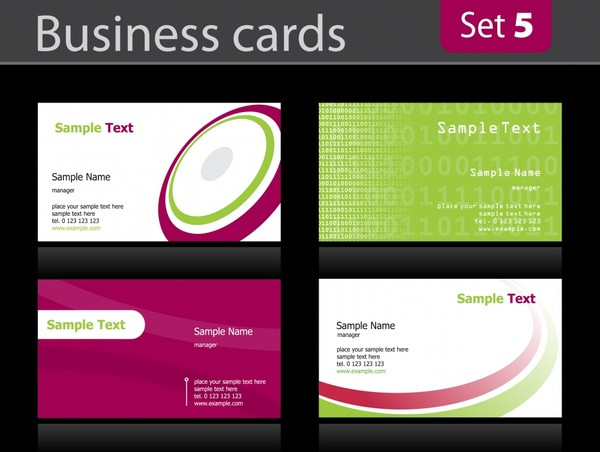 Landscaping Business Cards Free Download