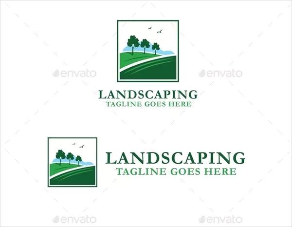 Landscaping or Gardening Company Logo