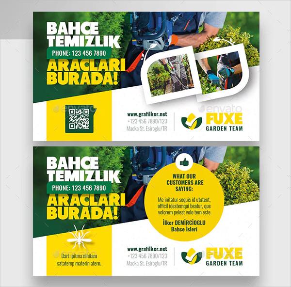 Landspace Business Cards Bundle