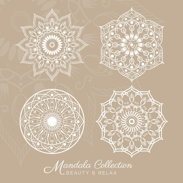 Mandala Designs Collection Free