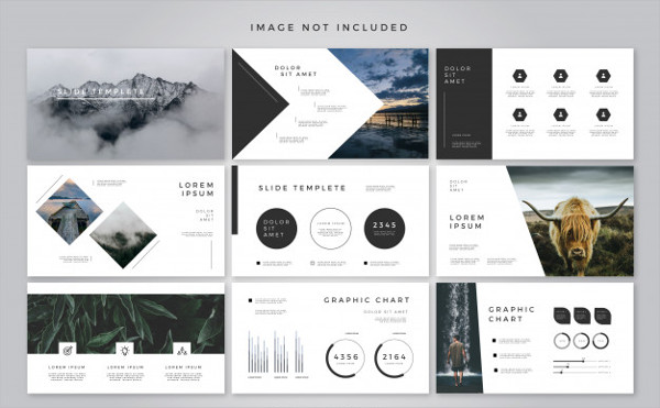 Minimal Slides Template Free Download