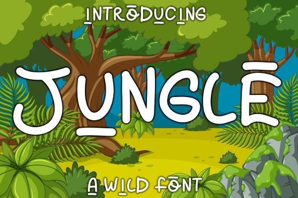 New Wild Font