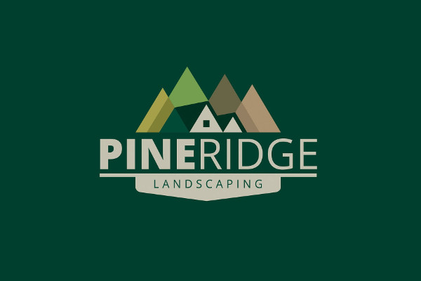 Pineridge Logo Template