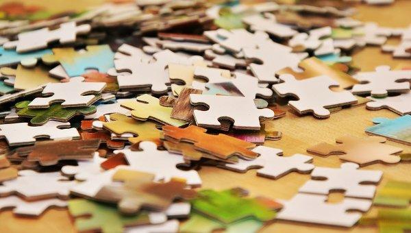 Puzzle Mockup Design