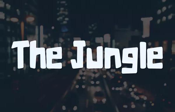Simple Jungle Font