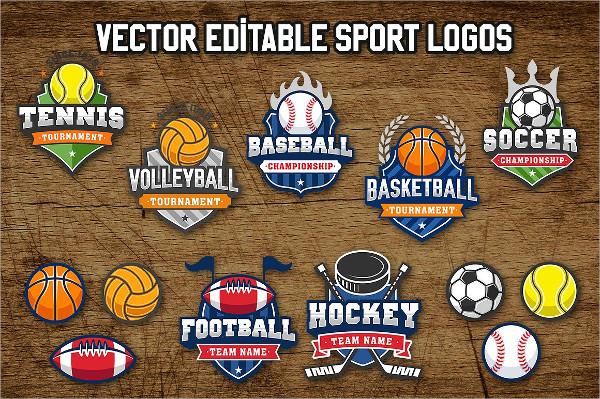 Sports Vintage Logos Design