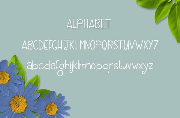 Thin Handwriting Font