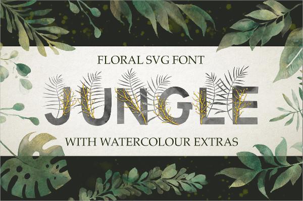 Trendy Jungle Font