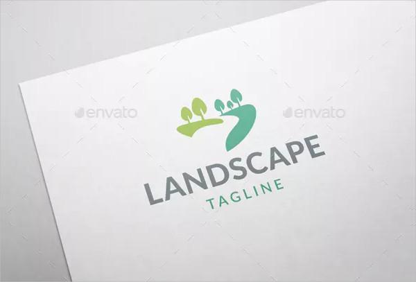 Wild Landscape Logo