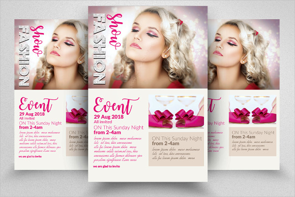 Boutique Ad Flyer Design